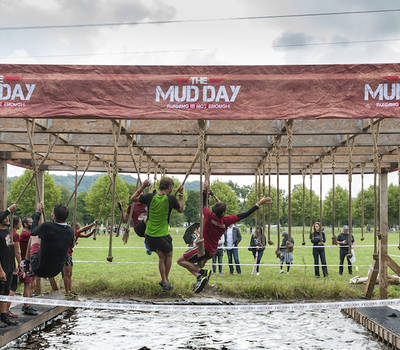 Mud day Paris
