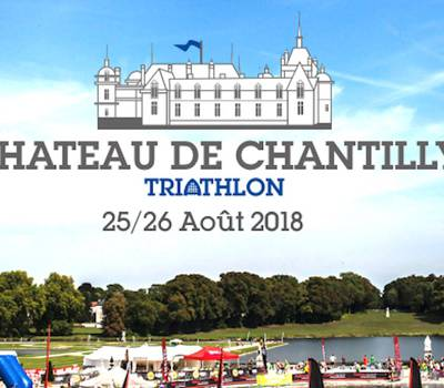 Triathlon de Chantilly - Castle Triathlon Series